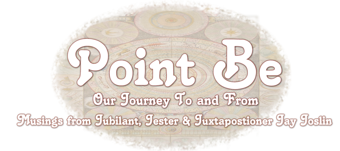 Point Be: Our Journey To And From